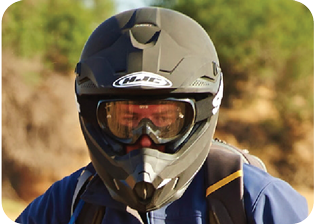 Finding the Right ATV Helmet