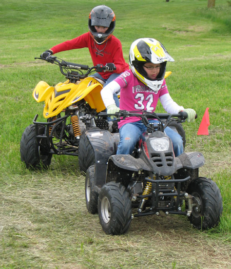 Staying Safe While Riding on an ATV